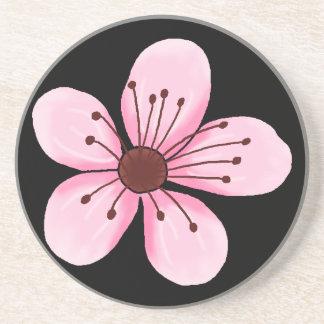 桜の飲み物のコースター コースター