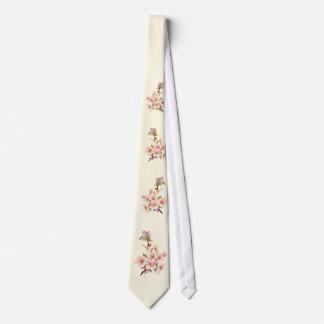 桜の首の衣服 オリジナルネクタイ