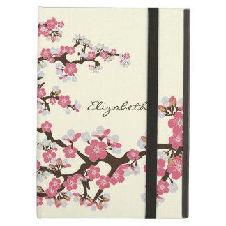 桜のiPad 2、3、Kickstandの4場合 iPad Airケース