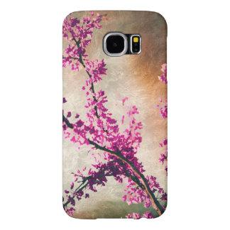 桜のSmartPhoneの場合(カスタマイズ) Samsung Galaxy S6 ケース