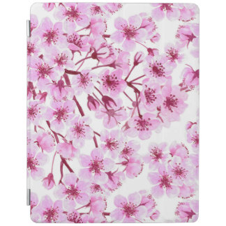 桜パターン iPadスマートカバー