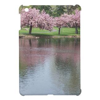 桜湖のipadの場合 iPad mini カバー
