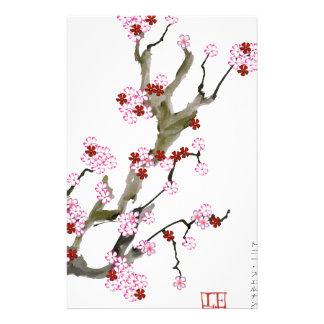 桜16トニーFernandes 便箋