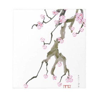 桜17トニーFernandes ノートパッド