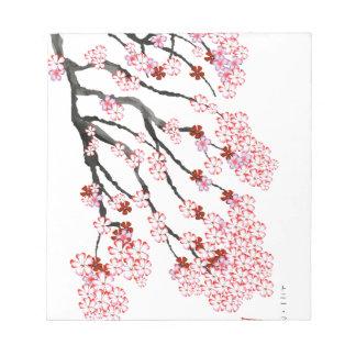 桜18トニーFernandes ノートパッド