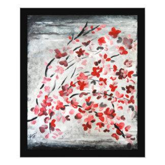 桜2 フォトプリント