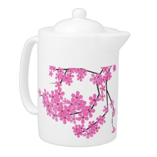 桜44 oz (およそ5)飲料の水差し