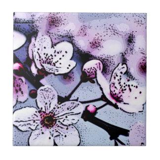 桜 タイル