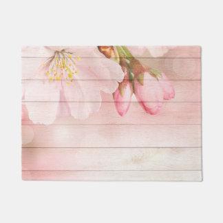 桜 ドアマット