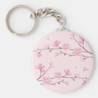桜-ピンク キーホルダー
