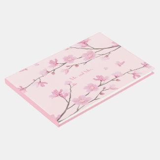 桜-ピンク ゲストブック