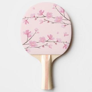 桜-ピンク 卓球ラケット