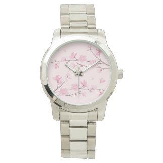 桜-ピンク 腕時計