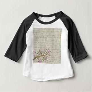 桜 ベビーTシャツ