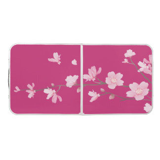 桜-マゼンタ ビアポンテーブル