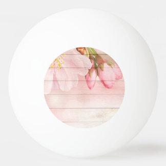 桜 卓球ボール