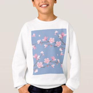 桜-平静の青 スウェットシャツ