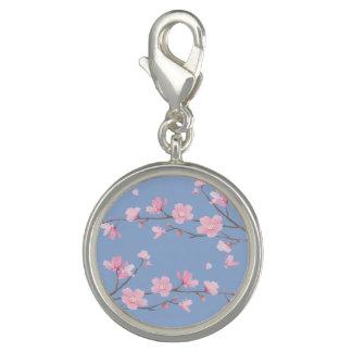 桜-平静の青 チャーム