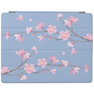 桜-平静の青 iPadスマートカバー