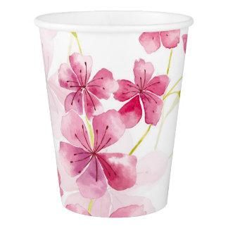 桜 紙コップ