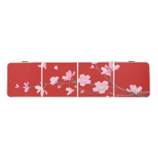 桜-赤 ビアポンテーブル