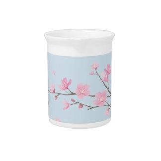 桜-透明背景 ピッチャー