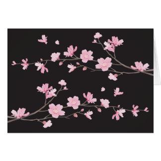 桜-黒 カード
