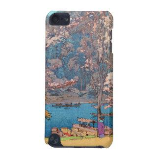桜、Arashiyamaの8つの場面 iPod Touch 5G ケース