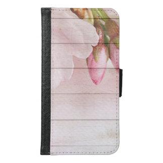 桜 GALAXY S6 ウォレットケース