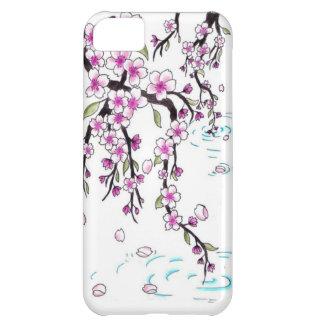 桜 iPhone5Cケース