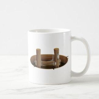 梯子 コーヒーマグカップ