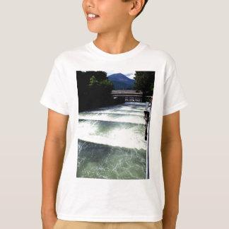 梯子 Tシャツ