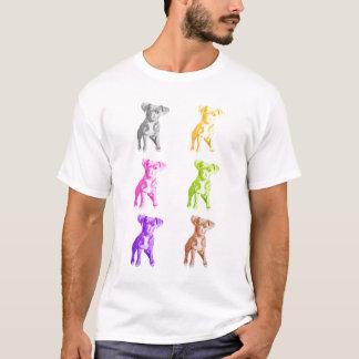 棍棒のpsychadelicワイシャツの多くの色 tシャツ