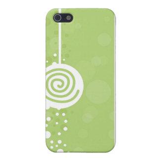 棒つきキャンデーの緑- iPhoneの場合 iPhone 5 Cover