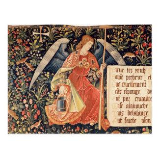 棒に付すスポンジとの天使 ポストカード