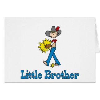 棒のカウボーイの弟 カード