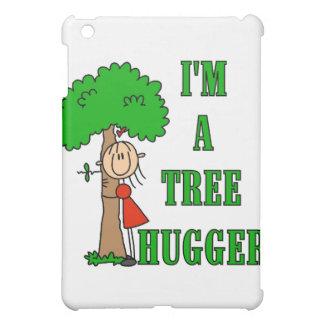 棒の姿の木Huggerおよびギフト iPad Mini カバー