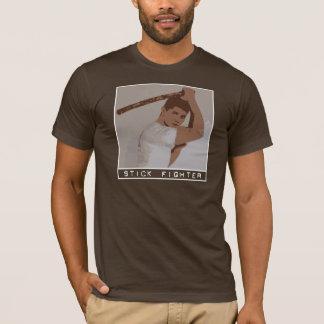 棒の戦闘機のTシャツ Tシャツ