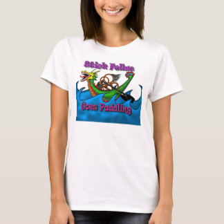 棒の農夫 Tシャツ