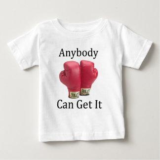 棚都市ボクシングプロダクト ベビーTシャツ