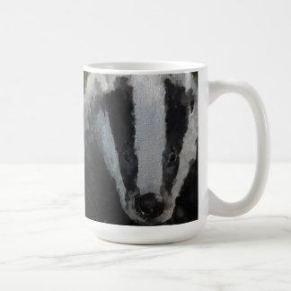 森のアナグマ コーヒーマグカップ