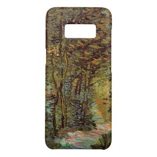 森のゴッホ道、ヴィンテージのファインアート Case-Mate SAMSUNG GALAXY S8ケース