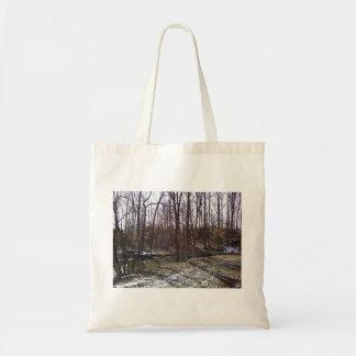 森のトートバック トートバッグ