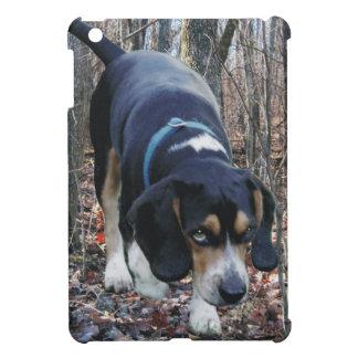 森のビーグル犬を捜すこと iPad MINI カバー
