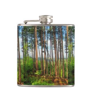 森のフラスコ フラスク