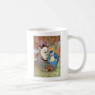 森のルーズベルトくまの探偵 コーヒーマグカップ