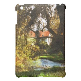 森の小屋 iPad MINI CASE