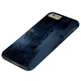 森の月のライト雪道-恐い夜 TOUGH iPhone 6 PLUS ケース