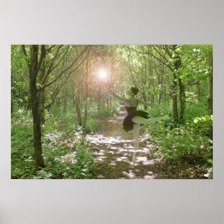 森の精 ポスター