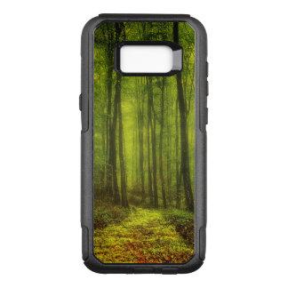 森の道 オッターボックスコミューターSamsung GALAXY S8+ ケース